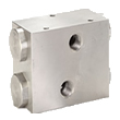In-line - Lock Check Valves - Click Here To View Details